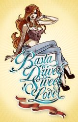 Basta Driver, Sweet Lover by piece-of-kayk