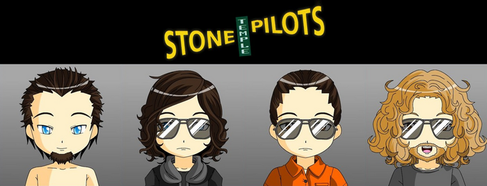 Stone Temple Pilots by JackHammer86