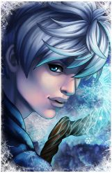 Jack Frost by DigiAvalon