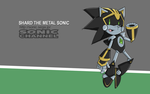 Shard the Metal Sonic ::Sonic Channel:: by KarrieTheHedgehog1