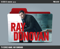 Ray Donovan Folder ICON by kasbandi