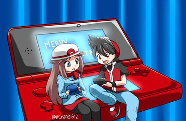On The 3DS of Christmas By Vichan91312 by Lawman09