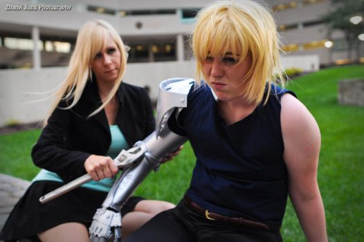 FMA: Pouting by SkywingKnights