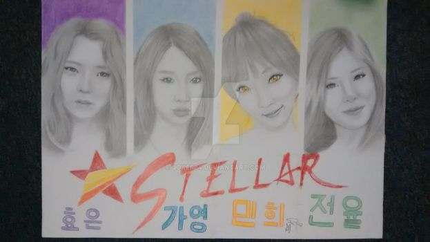 Stellar (Finished) by Joker64