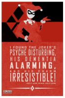Harley Quinn Quote by itripto1234