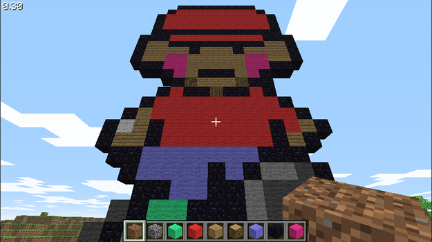 This is minecraft addiction by PsiKid