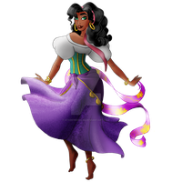 Esmeralda by starfiregal92