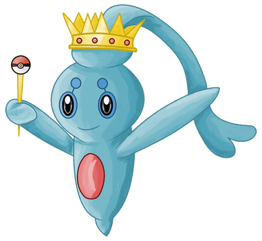 Prince of the sea by GlitzerKirby