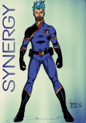 Synergy Standing Pose by JCServant