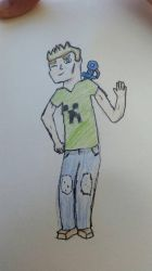 RODNEY IN NEW STYLE!!! by BCRAFTER77
