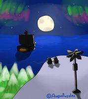 Migrator By The Moonlight by Augustusalex