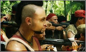 Vaas Montenegro by gilly15