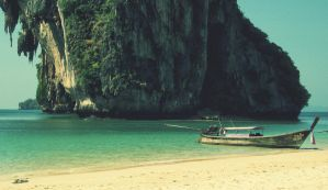 Railay Beach by RawSunlight