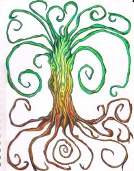 Tree Of Life by carnalunacy