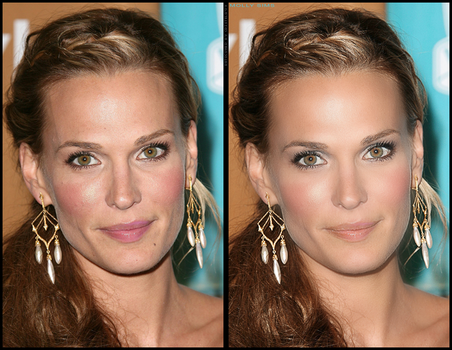 .:Molly Sims Retouch:. by GoldenHeavens