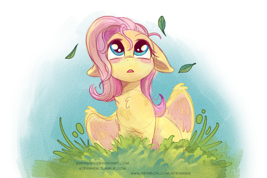 FlutterShy by StePandy