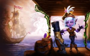 Tristana by Deadguybeer