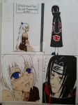 Itachi and Dafu, first Encounter. by Yoitefriend