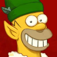 Daily Sketches Homer Simpson by fedde