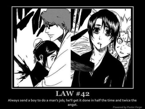 Anime law 42_demotivational by FallenAngelItachi