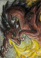 Aceo Thalathis by Kirsch-vanderWit