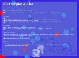 Adoptable Rules by JB-Pawstep