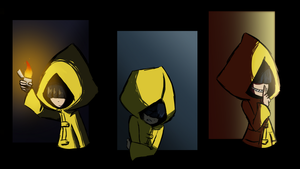 Little Nightmares Six by Mararia0w0