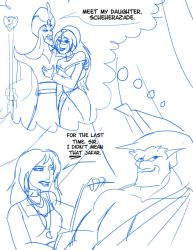 Not That Jafar by DTaina
