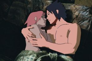 SasuSaku...love by LucyMishima123