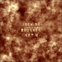 Jashins' Brushes Set 4 by J-A-S-H-I-N
