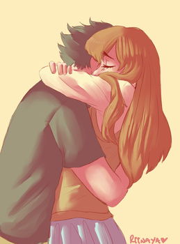 Request - Hold me tight by Riinaya