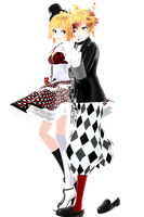 .:Cards Models:. +DL! by Party-P