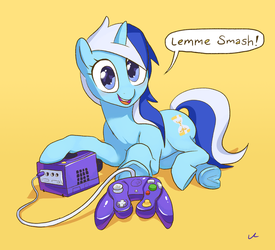 Smash for a Minuette by DocWario