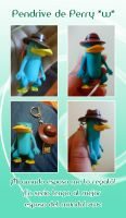 Pendrive de Perry by Angelus19