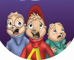 Alvin and The Chipmunks Scary by tamalero
