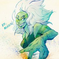 Malachite by bbiru