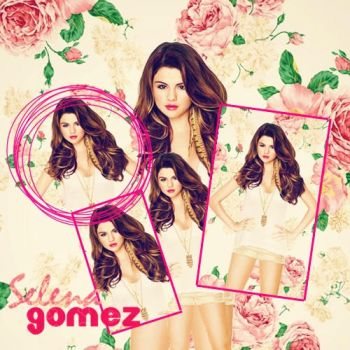Blend Selena Gomez by niheditions