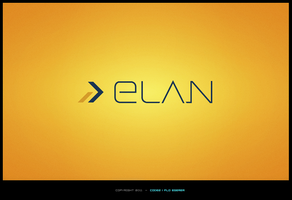ELAN LOGOTYPE by code2
