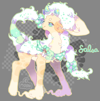 - Auction - Celestial Burple *CLOSED - keeping* by moonbeani