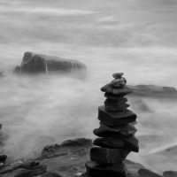 Stack of stones by orjatar-321