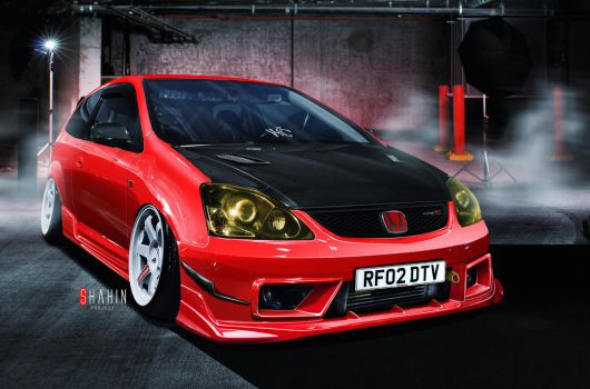 Honda Civic Type R by tuninger