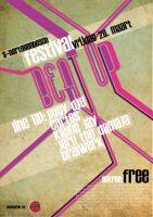 Poster 'Beat UP' by seayo