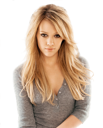 Hilary Duff Most Wanted PNG by TamaraTashante