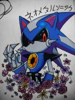 Neo Metal Sonic by TheOperaticOne