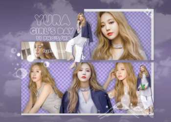 Yura (Girl's Day) | PNG PACK #30 by taertificials