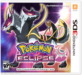 Pokemon Eclipse Boxart by Deltheor