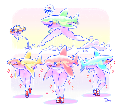 Legs by Astral-Requin