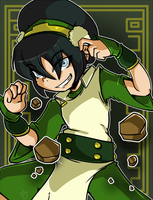 Toph by DuckDraw