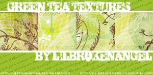 Textures - Green Tea by lilbrokenangel