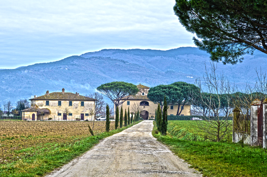 This is Tuscany by cortomaltese219